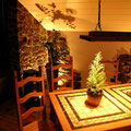 Villa nuova-Manufaktur: Sonderanfertigung Hängeleuchte aus Holz