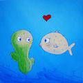 Khylvyh Art - Cactus Love