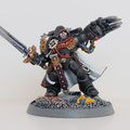 Commandant Space Marines Black Templars - Collection