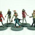 Zombies skinner walkers
