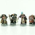 Maîtres de Chapitre des Black Templars - Collection