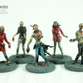 Skinner zombies walkers - Zombicide