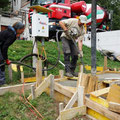 10.08.2015 - Fünfeinhalb Kubik für Holztischä oder was?