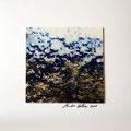 ohne Titel, 2009, Mischtechnik auf Papier, 18 x 18 cm [M068]