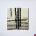 ohne Titel, 2009, Mischtechnik auf Papier, 18 x 18 cm [M113] - VERKAUFT
