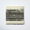 ohne Titel, 2009, Mischtechnik auf Papier, 18 x 18 cm [M104]