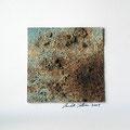 ohne Titel, 2009, Mischtechnik auf Papier, 18 x 18 cm [M046]