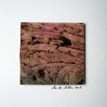 ohne Titel, 2009, Mischtechnik auf Papier, 18 x 18 cm [M033]