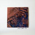 ohne Titel, 2009, Mischtechnik auf Papier, 18 x 18 cm [M058]