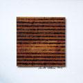 ohne Titel, 2009, Mischtechnik auf Papier, 18 x 18 cm [M078]