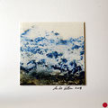 ohne Titel, 2009, Mischtechnik auf Papier, 18 x 18 cm [M066] - VERKAUFT