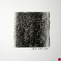 ohne Titel, 2009, Mischtechnik auf Papier, 18 x 18 cm [M020] - VERKAUFT