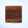 ohne Titel, 2009, Mischtechnik auf Papier, 18 x 18 cm [M079]