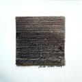 ohne Titel, 2009, Mischtechnik auf Papier, 18 x 18 cm [M093]