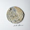 ohne Titel, 2009, Mischtechnik auf Papier, 18 x 18 cm [M005]