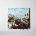 sin título, 2009, técnica mixta sobre papel, 18x18 cm [M074]