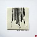 ohne Titel, 2009, Mischtechnik auf Papier, 18 x 18 cm [M107] - VERKAUFT