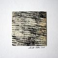 ohne Titel, 2009, Mischtechnik auf Papier, 18 x 18 cm [M029]