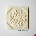 sin título, 2009, técnica mixta sobre papel, 18x18 cm [M026] - VENDIDO