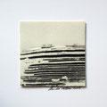 ohne Titel, 2009, Mischtechnik auf Papier, 18 x 18 cm [M114]