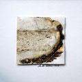 ohne Titel, 2009, Mischtechnik auf Papier, 18 x 18 cm [M076]