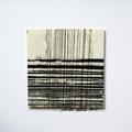ohne Titel, 2009, Mischtechnik auf Papier, 18 x 18 cm [M111]