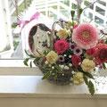 フレッシュフラワークラス プレゼントの花
