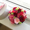 フレッシュフラワークラス プレゼントの花 ボックスフラワー