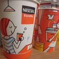 ネスカフェエクセラカップコーヒー2008