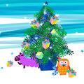クリスマスツリー(オリジナル)