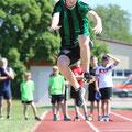 4,40 Meter sprang Lukas Baumeister aus Eichelsorf.