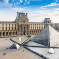4. Louvre Museum (History of the palace and masterpieces)