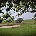 Blick Richtung Grün Loch 15