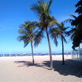 der Strand in Leme