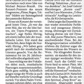 Neue Westfälische, 19. März 2013