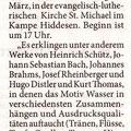 Lippische Landeszeitung, 11. März 2013