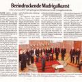 Neue Westfälische, 20. Juni 2011