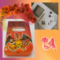 CUSTOM GAME BOY Dracaufeu