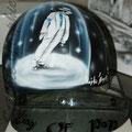 KingOfPop - Réalisation sur casque