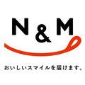 株式会社N&M様/ロゴマーク