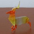 Antilope Origami