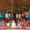 Sortie linguistique (Anglais) au domaine de Valombreuse, à Petit-Bourg, Guadeloupe le 4 Juin 2014