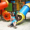 Sortie linguistique au domaine de Valombreuse, enfants et adolescents de 3 à 14 ans