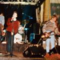 Zowiso - Ungdomshuset - Kopenhagen (DK) - 1986 - sound check