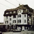 Badennerstrasse - Zurich (CH) - 1985