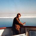 Captain Ab - Boat to Arhus (DK) - 1986