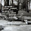 Eric - Amsterdam - Public shelter - 1982
