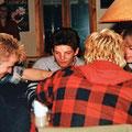 Marc, Aad and Henk - Tusindfryd - Aalborg (DK) - 1986