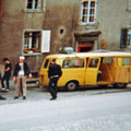 Home base in Zurich (CH) - 1982