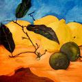 Limones  70 x 100 cm